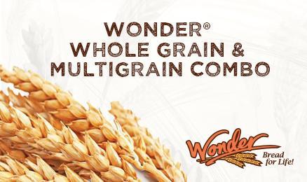 Wonder®Whole Grain & Multigrain Combo