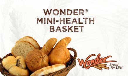 Wonder® Mini-Health basket
